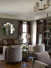 furniture wall colors that go with brown living room cream