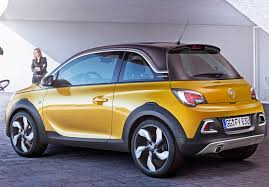 opel adam 2017 2019 opel adam rocks specs and release date 2018 2019 cars