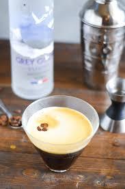 martini espresso grey goose l u0027espresso martini