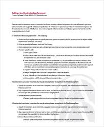 sample commercial loan agreement 8 documents in pdf