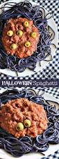 hallwoeen halloween spaghetti the 36th avenue