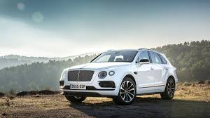 white maserati truck 2017 bentley bentayga suv review with price horsepower and photo