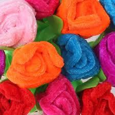 amazon com 12pcs blue ink rose ball pen flower decor ballpoint