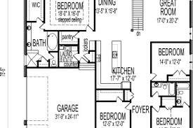 1 story open floor plans 26 single story open floor plans 4 000 forest lake 9511 3