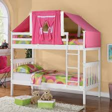 Donco Kids Twin Standard Bunk Bed  Reviews Wayfair - Donco bunk beds