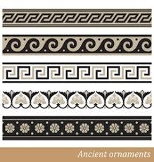 ornament royalty free vector image vectorstock