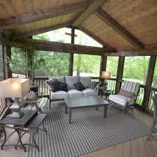 screened outdoor room simple best 20 outdoor screen room ideas on