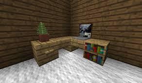 Minecraft Dining Table Minecraft Dresser Minecraft Furniture Pinterest Dresser