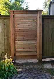 Backyard Gate Ideas Wood Gate Designs Wood Garden Gates Clever Design Ideas Garden