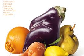 intermarche inglorious fruits and vegetables print slideshow