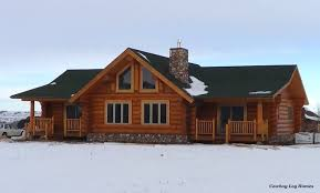 home design prefab barns sand creek post and beam log barns kits