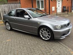 2004 bmw 325i ci m sport grey 3 door coupe manual lovely in