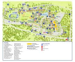 Michigan Campus Map by Campus Maps Penn State Altoona