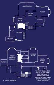 blueprint floor plan the charmed house floorplan this was my house when i was a