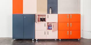 locker siege social heartwork building block modern office lockers storage lockers