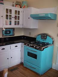 50 style kitchen omg stoves come in blue feels like home