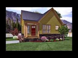 unique small home plans youtube