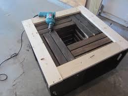 Diy Wooden Coffee Table Create Cook Teach Diy Crate Coffee Table