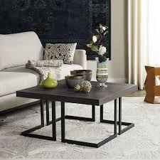 fox4253a coffee tables furniture by safavieh