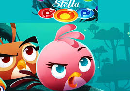 angry birds stella pop rovio bubble witch saga meets angry
