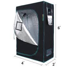 where to buy mylar mars hydro grow tent 24 x48 x70 2 x 4 cabinet closet grow box