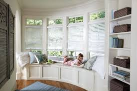 2 Inch White Faux Wood Blinds Wood Blinds