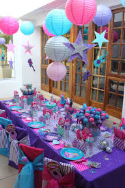 mesmerizing easy centerpieces for birthday parties barbie party
