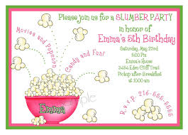 slumber party invitation wording reduxsquad com