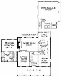 southern style house plan 3 beds 3 00 baths 2686 sq ft plan 137 140