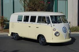 volkswagen kombi mini the volkswagen bus turns 65 hemmings daily
