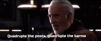 you realize you can post the same meme on r prequelmemes r