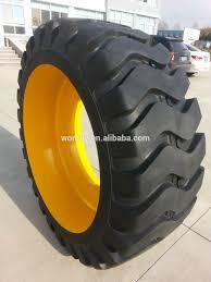 solid bobcat backhoe loader tires 23 5 x 25 20 5 x 25 26 5 x 25