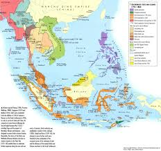 Map Of Se Asia by European Colonisation In Southeast Asia 1792 1860 1 602px