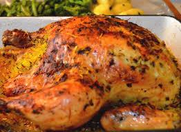 cuisine marocaine poulet poulet farci aux vermicelles et chignons bonne recette