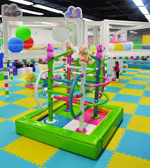 kids party places attractions