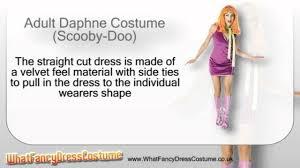 daphne costume scooby doo youtube
