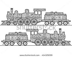 Steam Locomotive Coloring Pages 14 Best Car Coloring Pages Images On Pinterest Coloring Books by Steam Locomotive Coloring Pages