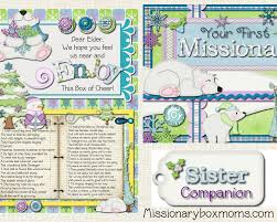 missionary care package kits u0026 ideas missionary box moms 12 day
