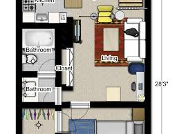 100 500 sq ft apartment 500 square foot apartment floor