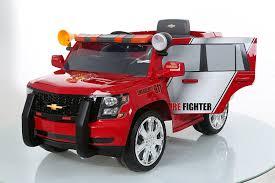 gmc yukon red amazon com rollplay gmc yukon denali 6 volt battery powered ride