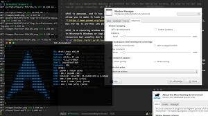 Tiling System Tiling In Xfce Sjaak Van Den Berg