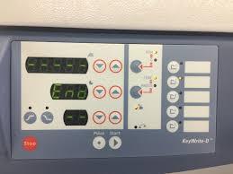 thermo jouan c4i benchtop centrifuge