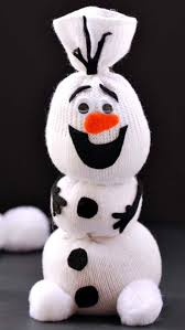 Diy Sock Snowman 40 Creative Crafts To Make With Old Socks Diy Projects For Teens