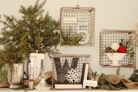 Christmas Craft Decor - christmas decor ideas festive focal points if you don u0027t have a fire