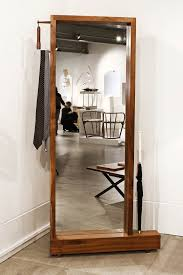 furniture splendid entryway mirror with hooks showing appealing