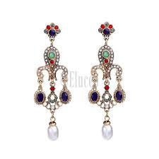 Colorful Chandelier Earrings Chandelier Earrings 4 Jpg