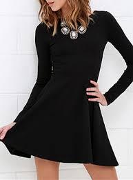 sleeve black dress black dresses cheap price
