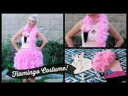 Pink Flamingo Halloween Costume Child 25 Flamingo Costume Ideas Halloween