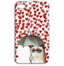 grumpy cat valentines grumpy cat valentines on etsy dot complicated