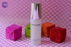 colorbar all the day finishing mist